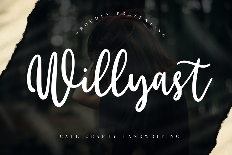 Willyast Font