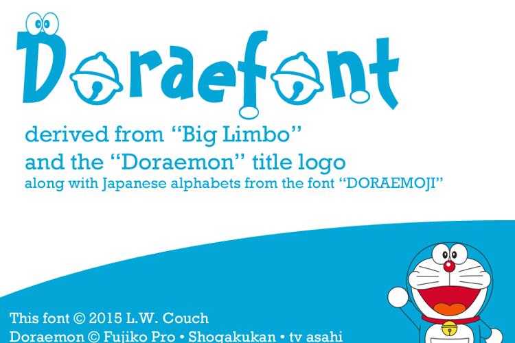 Doraefont Font