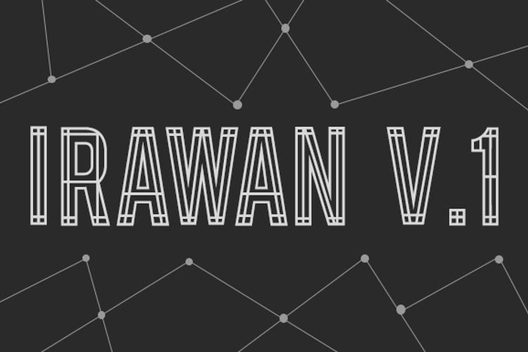 Irawan V.1 Font
