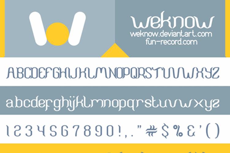 ARUNA AIRA JASMINE Font