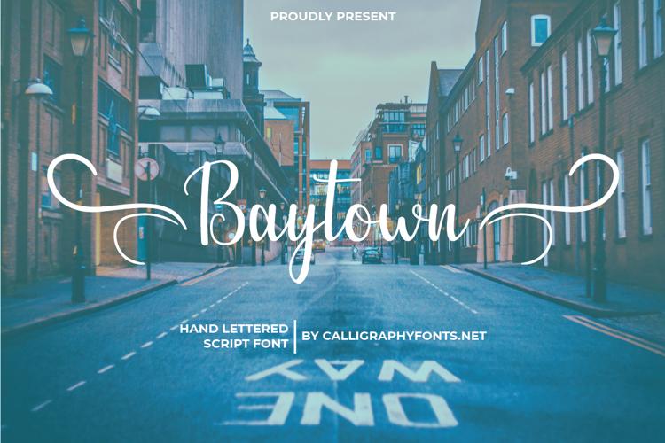 Baytown Font