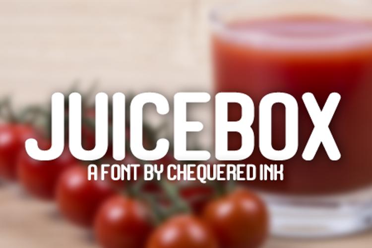 Juicebox Font