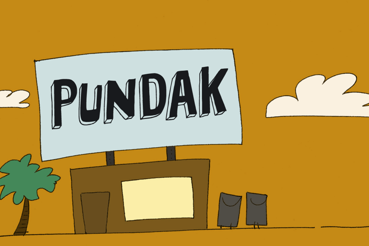 DK Pundak Font
