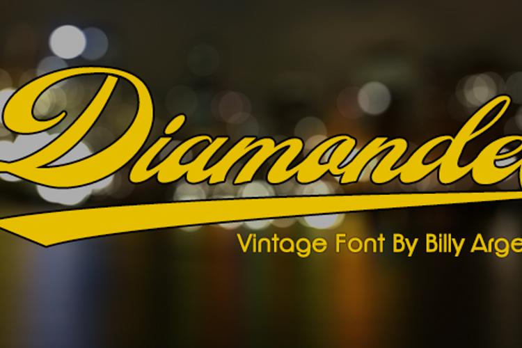 Diamonde Font
