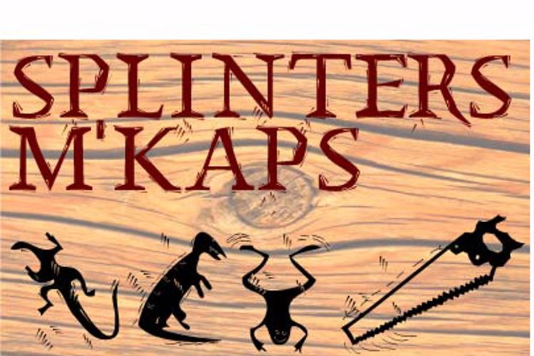 SplinterMKaps Font