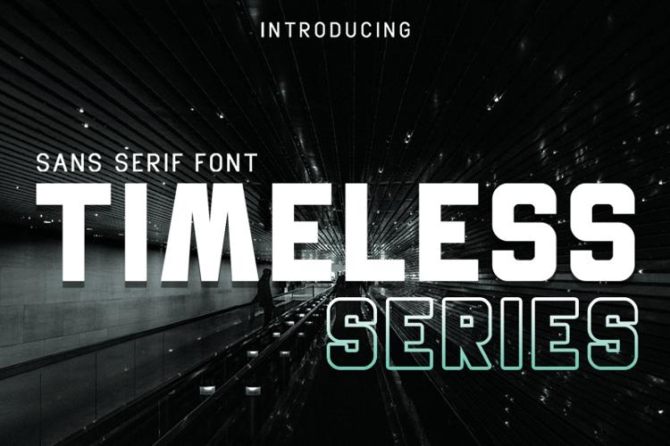 Timeless Series Font
