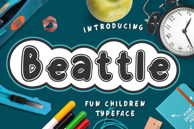 Beattle Font