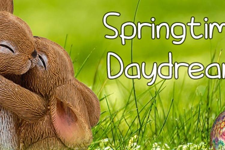 Springtime Daydream Font