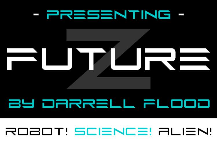 Future Z Font