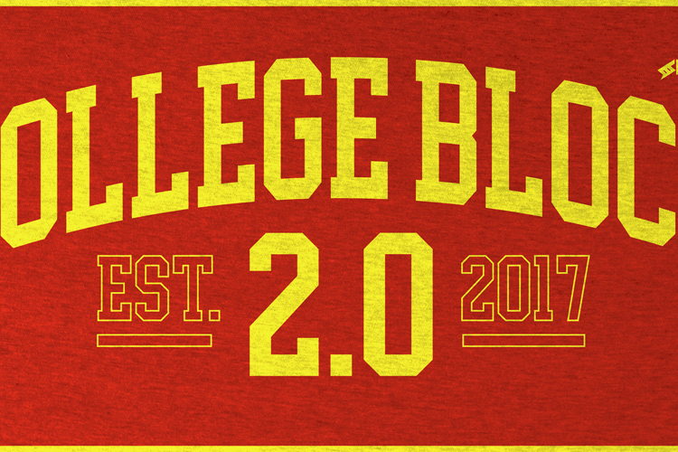 College Block 2.0 Font