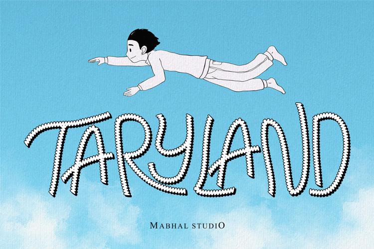 TARYLAND Font