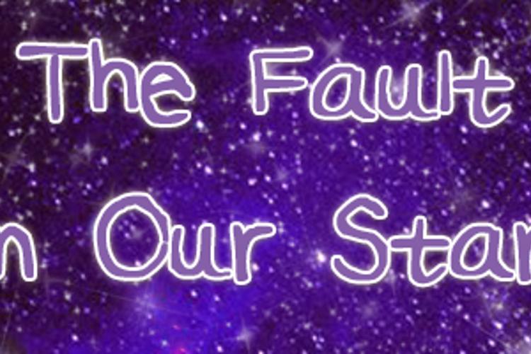 TheFaultInOurStars Font