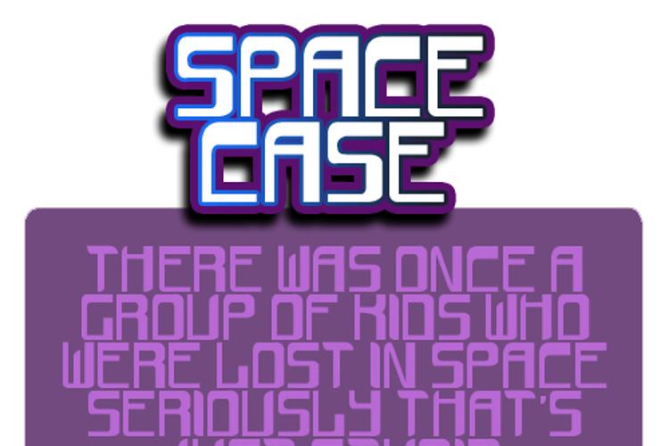 space case Font