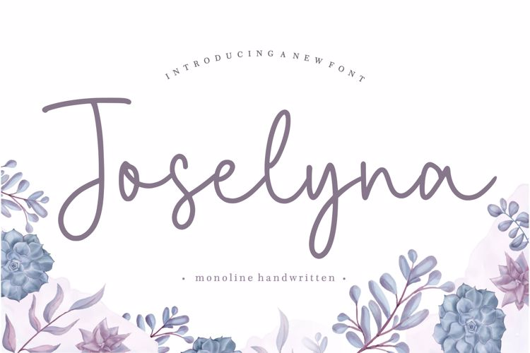 Joselyna Font