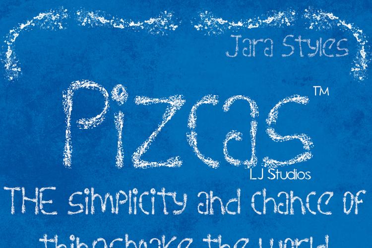 Pizcas Font
