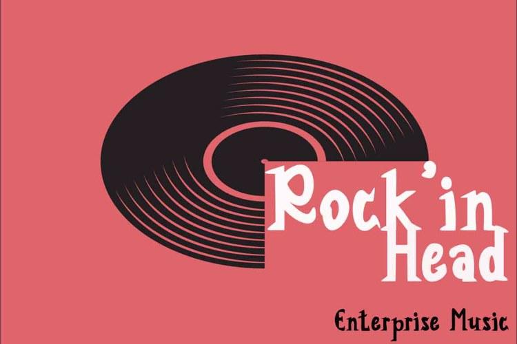 Rock 'in Head Font