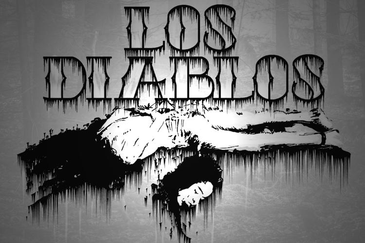 Los Diablos Font