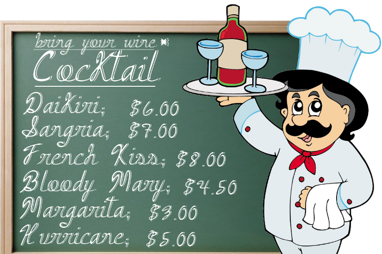 Armand_Cocktail Font