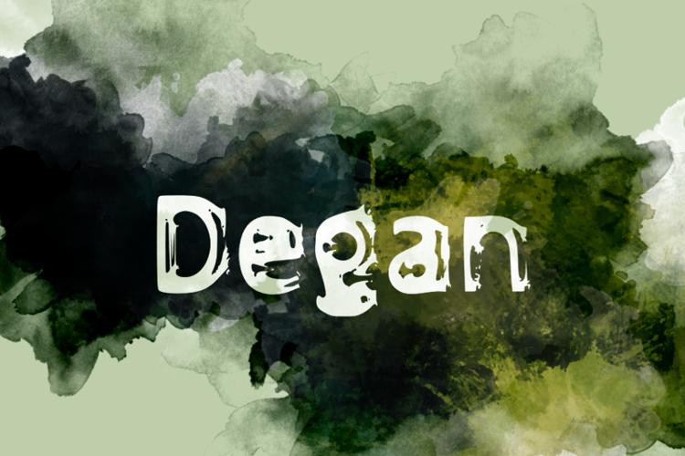 d Degan Font