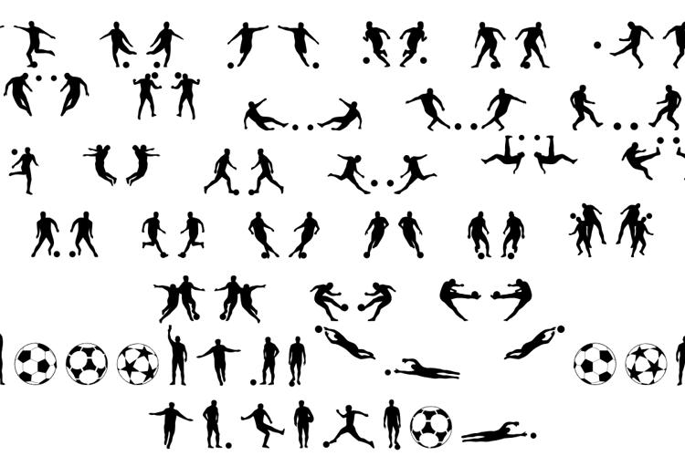 Soccer II Font