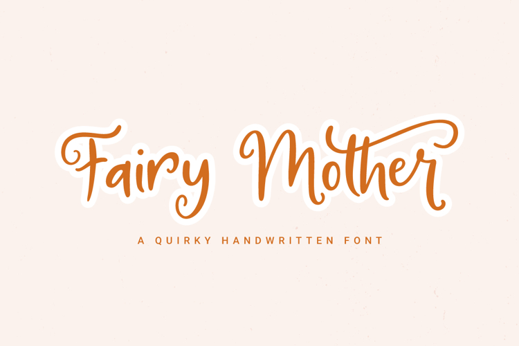 Fairy Mother Font