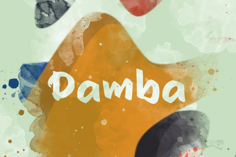 d Damba Font
