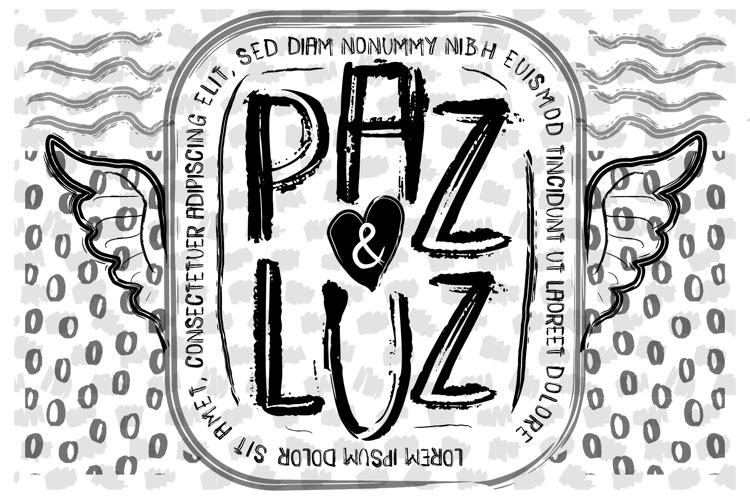 VTKS PAZELUZ Font