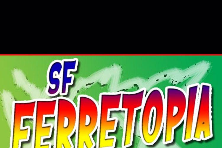 SF Ferretopia Font