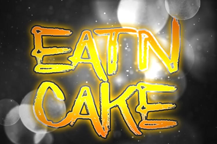 Eatn Cake Font