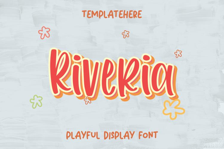 Riveria Font