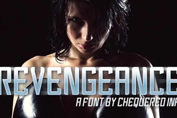Revengeance Font