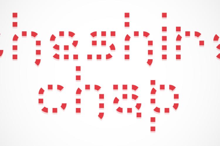 Cheshire Chap Font