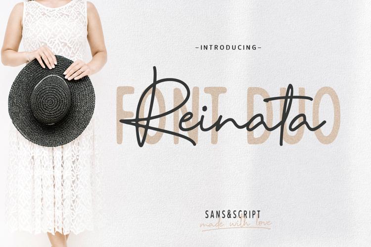 Reinata Font