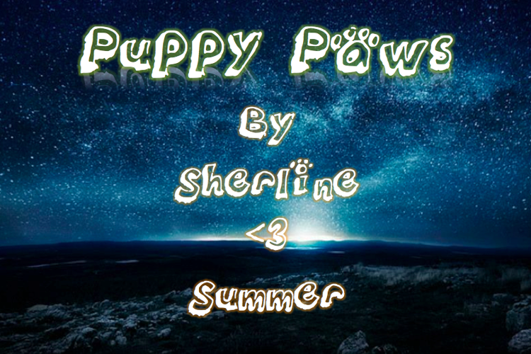 Puppy_paws Font