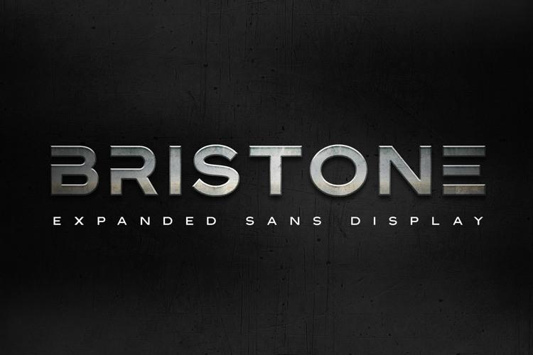 Bristone Font