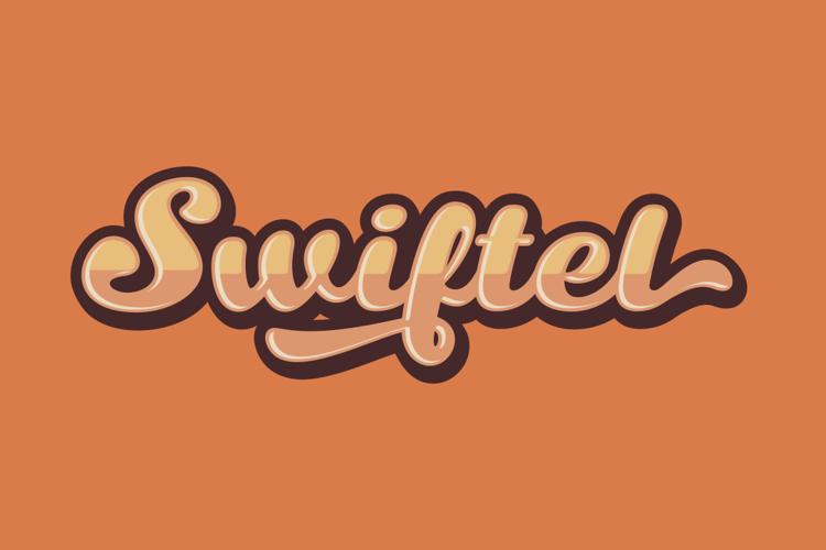 Swiftel Base DEMO Font