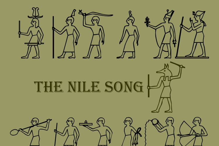 The Nile Song Font
