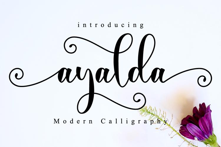 Ayalda Font