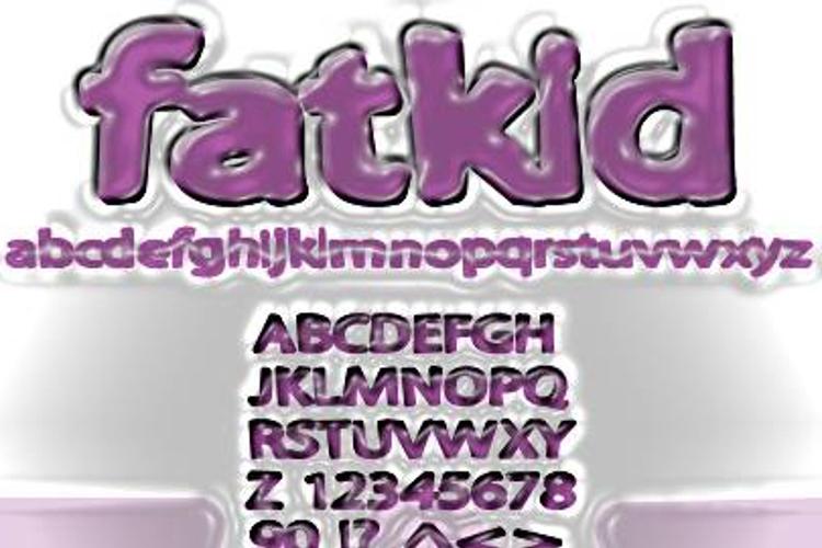 Fatkid Font