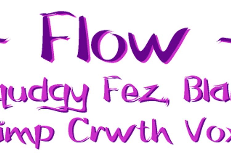 Flow Font