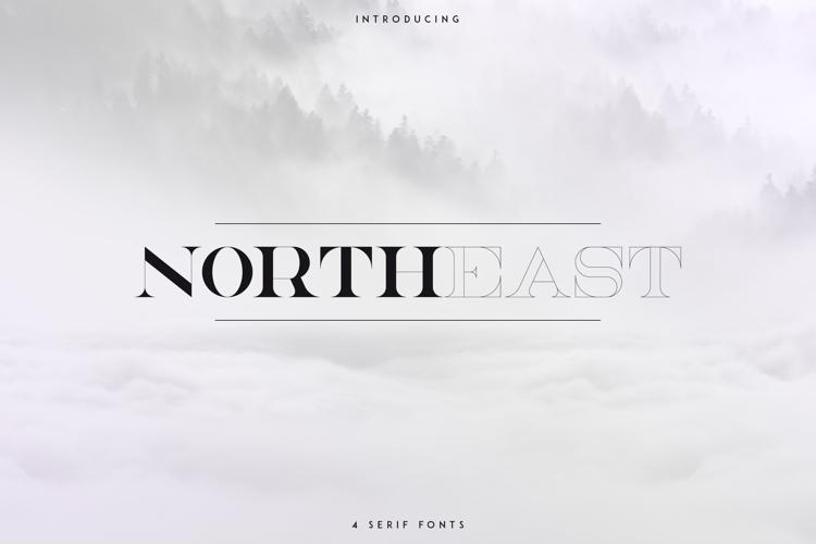 NorthEast Font