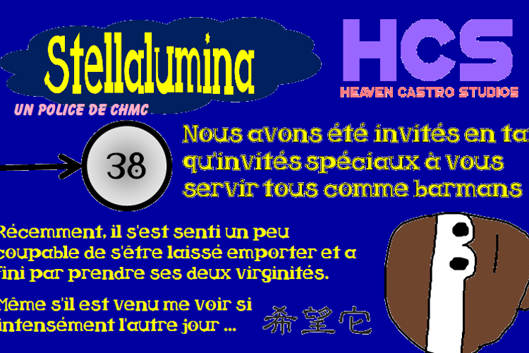 Stellalumina Font