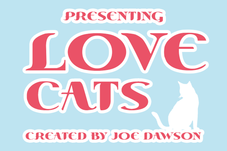 Love Cats Font