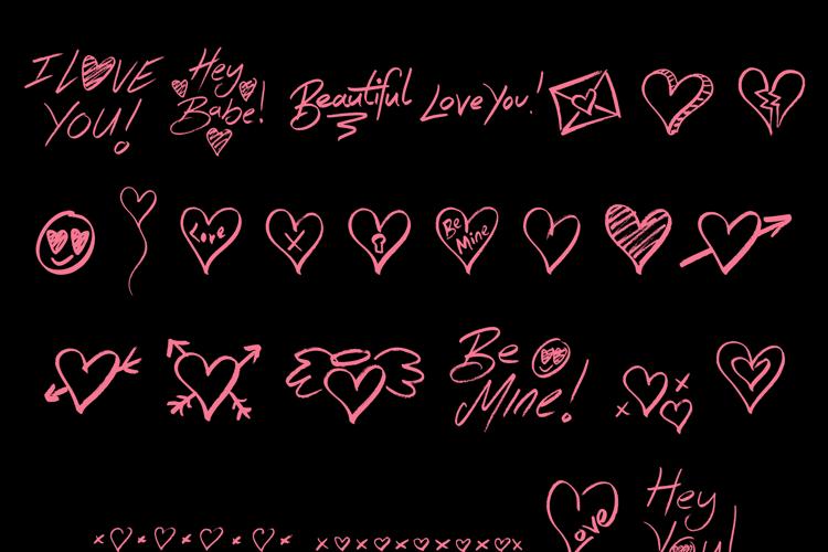 Hey Babe Font