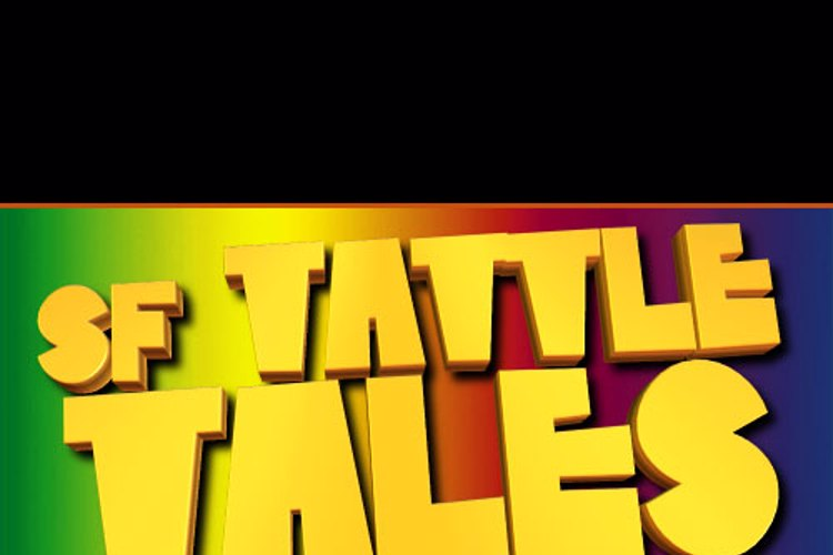 SF Tattle Tales Font