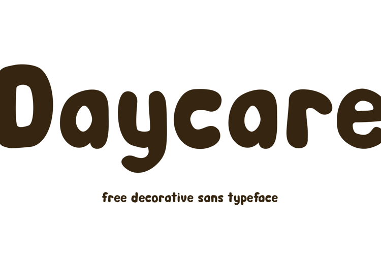Day Care Font