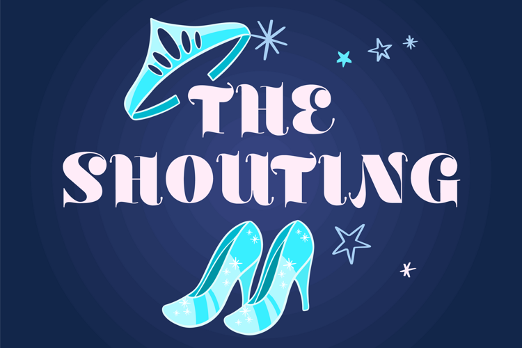 THE SHOUTING Font