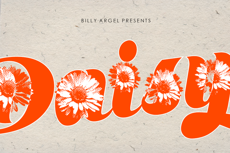 DAISYWAY Font