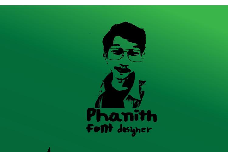S-Phanith_2019 Font