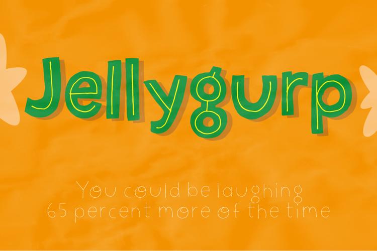 Jellygurp DEMO Font